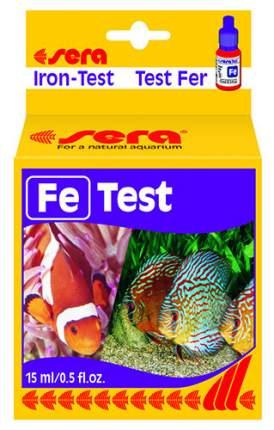 Тест для воды Sera Fe-Test (железо), 15 мл
