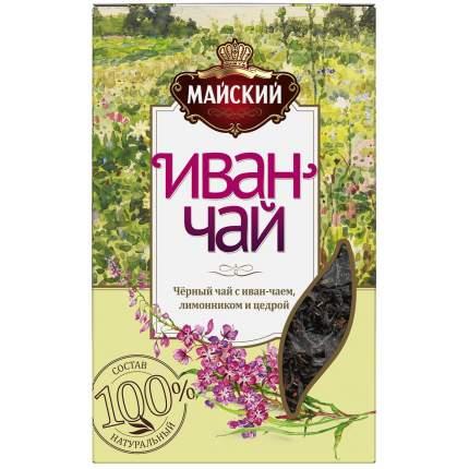 Иван-чай Майский с лимонником и цедрой, 75 г