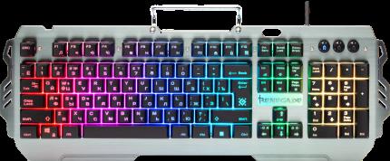 Игровая клавиатура Defender Renegade GK-640DL Black (45640)