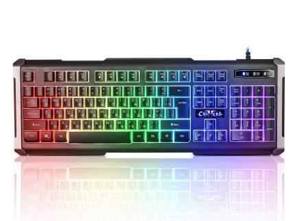 Игровая клавиатура Defender Chimera GK-280DL Black (45280)