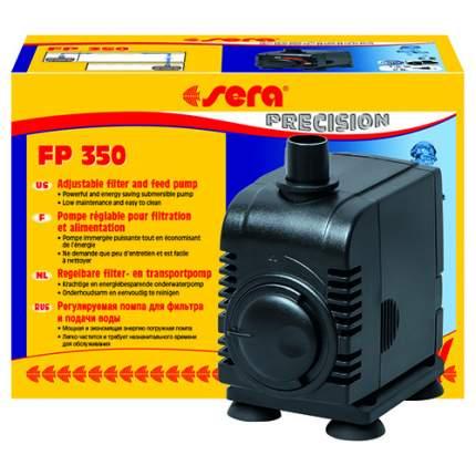 Помпа для аквариума подъемная Sera FP 350, погружная, 350 л/ч, 6 Вт