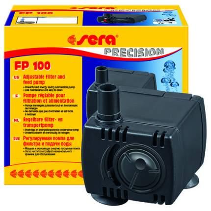 Помпа для аквариума подъемная Sera FP 100, погружная, 100 л/ч, 1,5 Вт