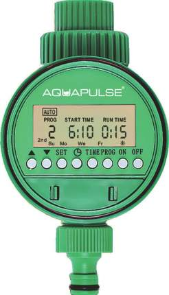 Таймер для полива электронный Aquapulse AP 4014