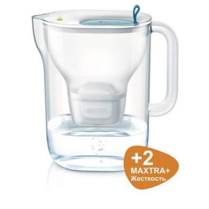 Фильтр-Кувшин BRITA для воды Cтайл XL 3,6л +3 картриджа для жесткой воды