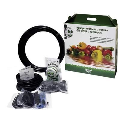 Комплект капельного полива Green Helper GN-023N на 64 растения