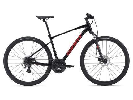 Велосипед Giant Roam 4 Disc 2021 M black