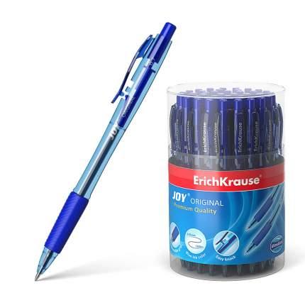 Ручка шариков автомат ErichKrause® JOY® Original Ultra Glide Technology синий коробк 50 шт