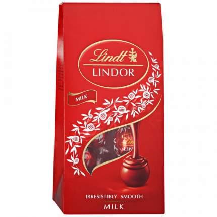 конфеты Lindt Линдор Молочный Сумка 100г