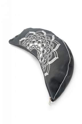 Подушка для йоги RamaYoga Mandala, серый