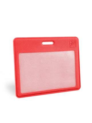 Flexpocket Держатель для пропуска,бейджа,чехол карт доступа/обложка д/проездного, горизон.