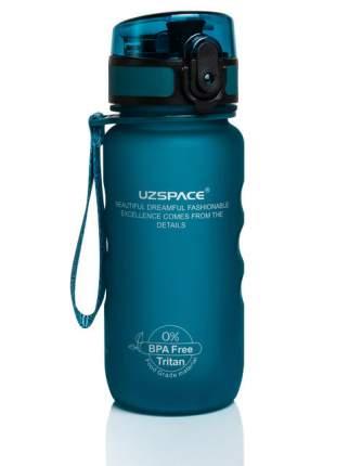 Бутылка для Воды UZSPACE Sports Bottle 350 мл / 1212/cyan