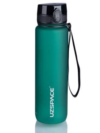 Бутылка для Воды UZSPACE Colorful Frosted 1 литр / 3038/brightgreen