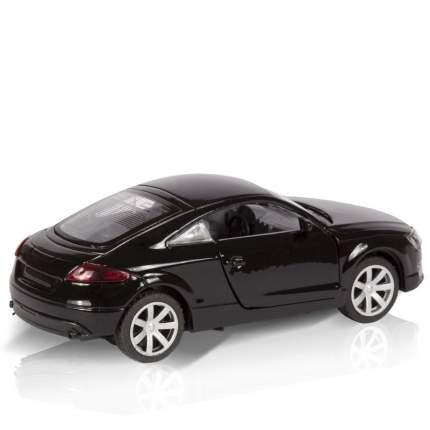 Металлическая машинка Handers Audi TT, 1:32, цв. черный