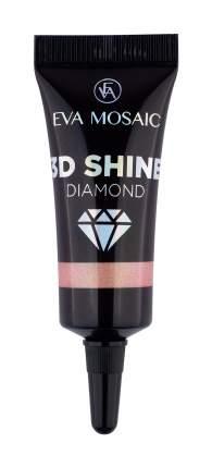 Eva Mosaic 3D Shine Diamond Glitter