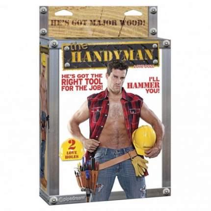 Секс-кукла PipeDream Handyman Doll