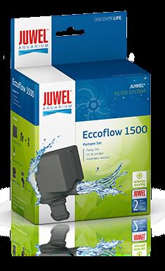 Помпа для аквариума подъемная Juwel Eccoflow 1500, погружная, 1500 л/ч, 21 Вт