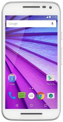 Смартфон Moto G LTE Gen.3 8Gb White