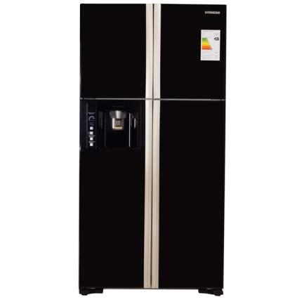 Холодильник Hitachi R-W 722 FPU1X GBK Black