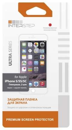 Пленка InterStep для Apple iPhone 5/5S/5C