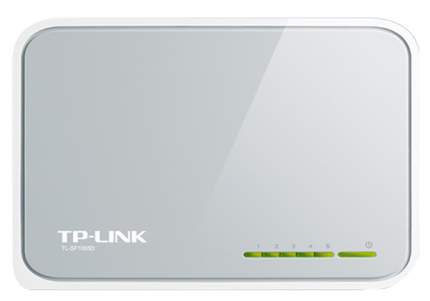 Коммутатор TP-LINK TL-SF1005D(RU) White