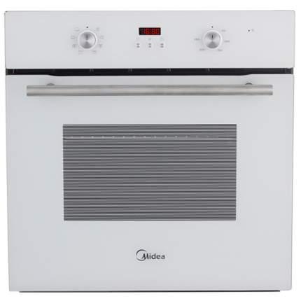 Встраиваемый электрический духовой шкаф Midea EEH801GC-WH White