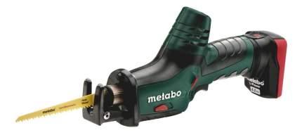 Аккумуляторная сабельная пила Metabo Powermaxx ASE 10.8 2x4.0Ач 602264750