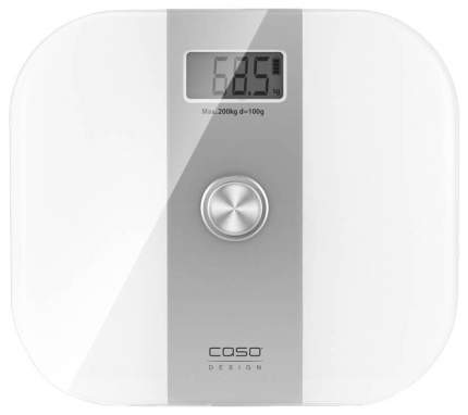 Весы напольные Caso Body Energy White
