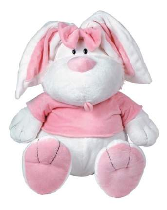 Мягкая игрушка Gulliver Кролик белый сидячий 28(71 см)
