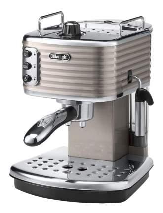 Рожковая кофеварка Delonghi ECZ351.BG Beige