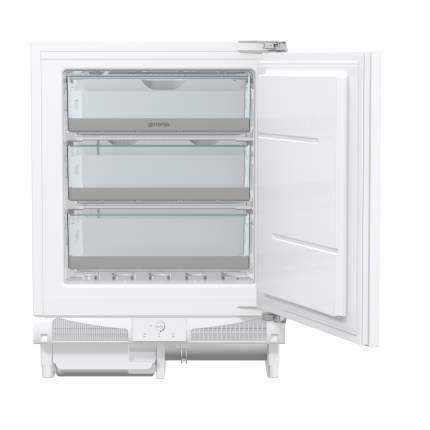 Встраиваемая морозильная камера GORENJE FIU6091AW White