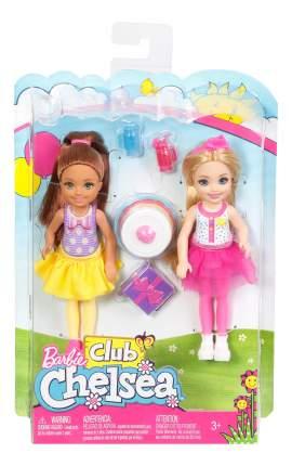 Кукла Barbie Club Chelsea Dolls & Acces DYL39 DYL41