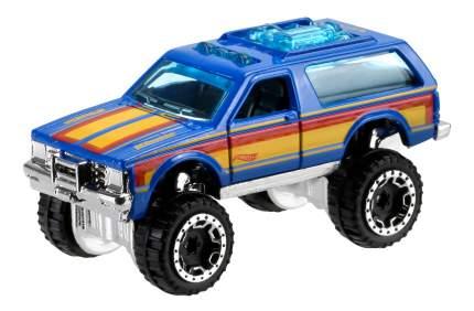 Внедорожник Hot Wheels Chevy Blazer 4x4 5785 DTX76