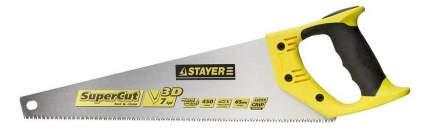 Универсальная ручная ножовка Stayer 1512-45