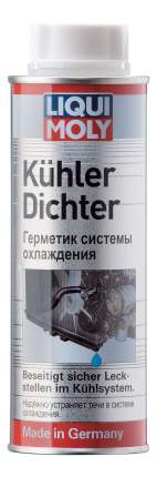 Герметик автомобильный LIQUI MOLY Kuhlerdichter (1997)
