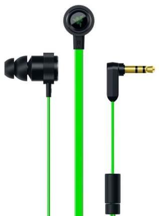 Игровые наушники Razer Hammerhead V2 Green/Black (RZ12-01730100-R3G1)
