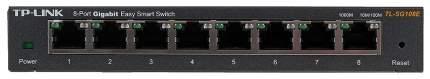 Коммутатор TP-LINK TL-SG108E Black