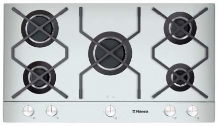 Встраиваемая варочная панель газовая Hansa BHGI830500 Silver