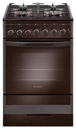 Комбинированная плита GEFEST 6502-03 0030 Brown