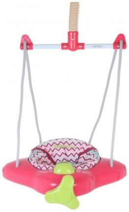 Прыгунки детские Baby Care Raspberry Stripe