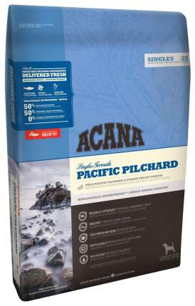 Сухой корм для собак ACANA Singles Pacific Pilchard, сардины, 2кг