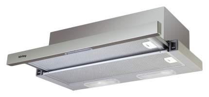 Вытяжка встраиваемая Korting KHP 6211 X Silver