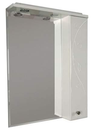 Шкаф-зеркало для ванной Акватон Лиана 65R, белый (1A166202LL01R)