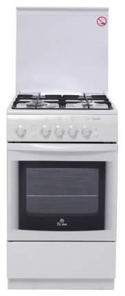 Газовая плита DeLuxe 5040.44Г ЧР White