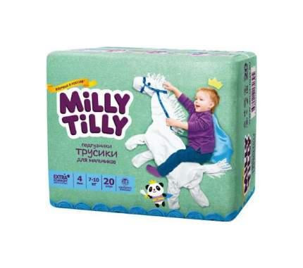 Подгузники Milly Tilly Maxi 4 (7-10 кг), 20 шт.