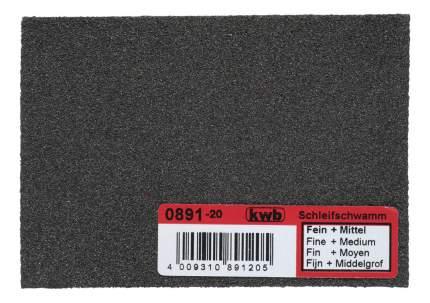 Губка шлифовальная KWB 0891-30
