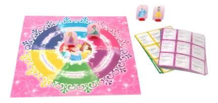 Семейная настольная игра Умка 500 вопросов Принцессы Дисней