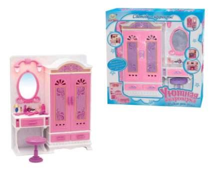 Трюмо и шкаф для кукольного дома S+S Toys
