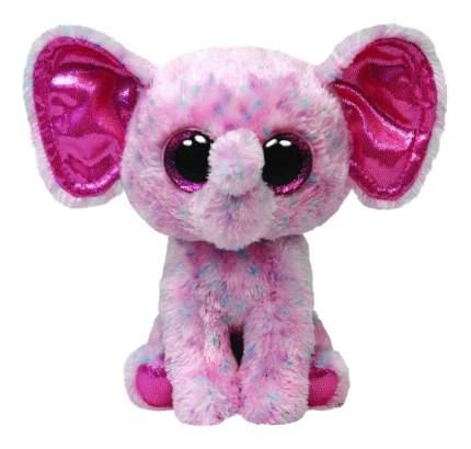 Мягкая игрушка TY Beanie Boos Слоненок Ellie 15 см