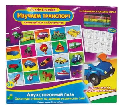 Пазл Learning Journey Изучаем транспорт