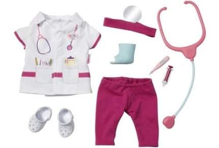 Набор доктора для интерактивной куклы для Baby Born Zapf Creation